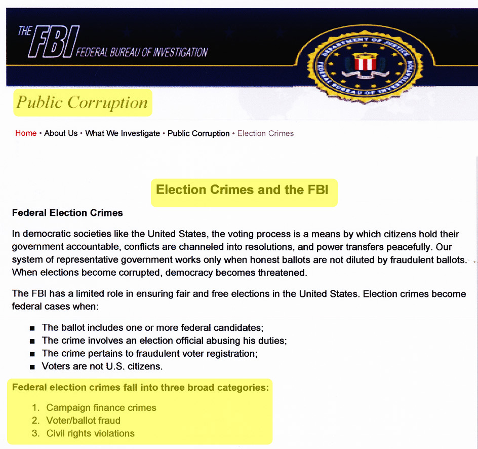 FBI-ELECTION-FRAUD