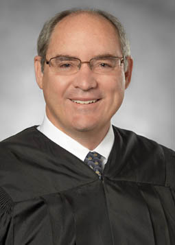 JUDGE KEVIN ENRIGHT