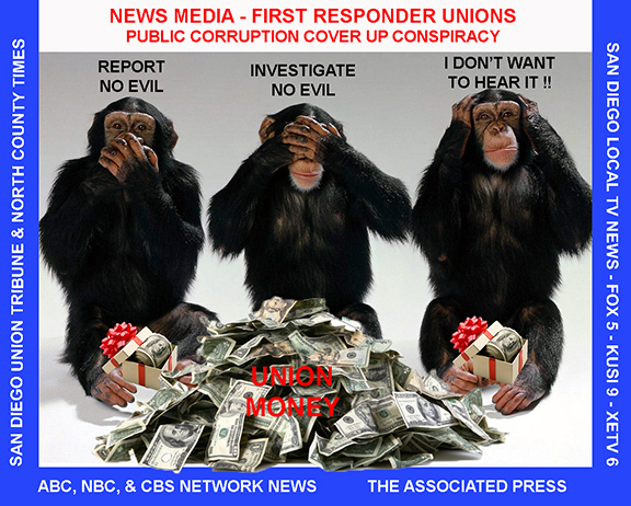 NEWS MEDIA REPORT NO UNION EVIL
